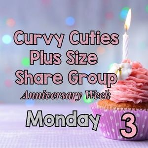 Tops - 2/18 PLUS SHARE GROUP: Curvy Cuties